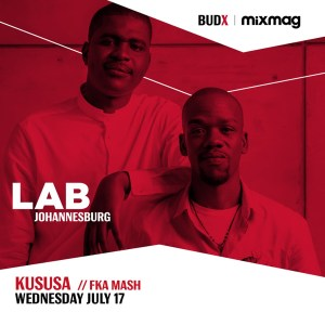 KUSUSA – Live in The Lab Johannesburg