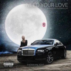 THEMXXNLIGHT – Need Your Love