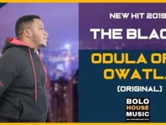 The Black - Odula Ore Owatla