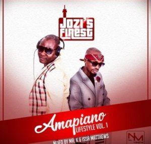 ALBUM: Jozi's Finest – Amapiano Lifestyle Vol.1