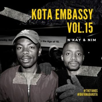 N'kay & Nim – Kota Embassy Vol.15 Mix