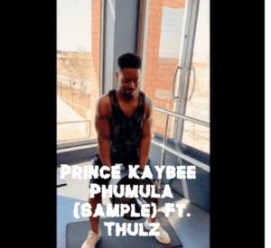 Prince Kaybee ft Thulz - Phumula #CrossOverMusic