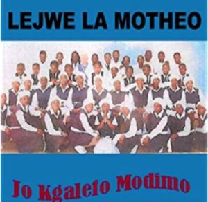 Lejwe La Motheo Songs Download