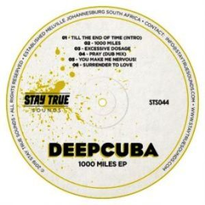 DOWNLOAD DeepCuba Pray (Dub Mix) Mp3 We have this new Afro Deep track from DeepCuba as he debut on hiphopza with this song called BPray (Dub Mix).