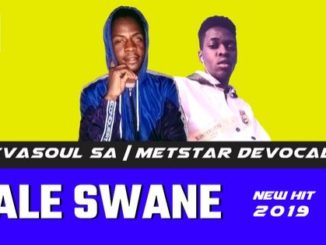 Ale Swane – LevaSoul SA and MetStar DeVocalist