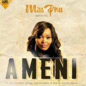 Miss Pru-Ameni RemakeRemix Ft Emtee,Fifi cooper,Saudi,Sjava,Areece,B3nchmarq(Prod.by Dj Matomebeatz)