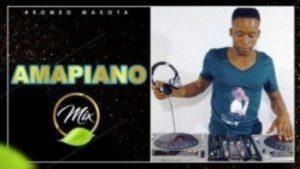 Romeo Makota – Amapiano Mix 2019