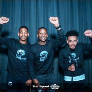The Squad – Zama Zama The Squad – Turns 2 The Squad – Tall Arse Tee