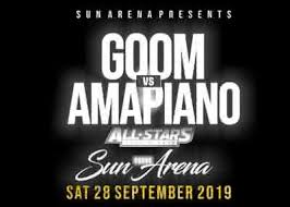 Amapiano vs Gqom - Time Square