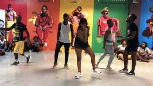 Bontle Modiselle Dance Videos