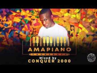 Conquer 2000 – Amapiano Thursdays Mix