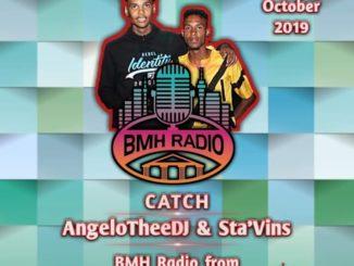 AngeloTheeDJ & DJ Sta Vins – Sgubhu Selections BMH Radio Mix