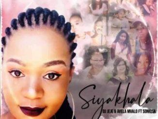 DJ Jeje & Avela Mvalo – Siyakhala Ft. Souniq SA