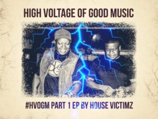 House Victimz – High Voltage Of Good Music Part 1 EP