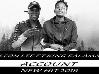 Leon Lee – Account ft. King Salama