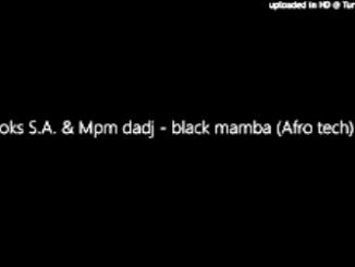 Sir-hloks-S.A.-Mpm-Dadj-Black-Mamba-Afro-tech