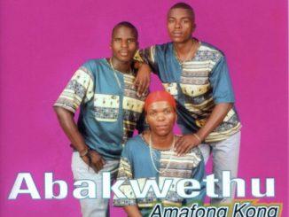 Siyobe Sesihuba (Full Song) - Abakwethu