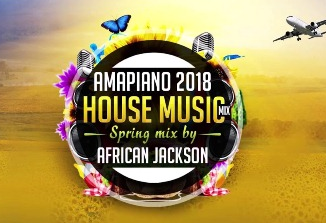 African Jackson AmaPiano mix