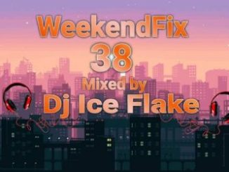 DJ Ice Flake – WeekendFix 38