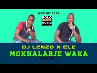 DJ Lenzo & Ele – Mokhalabje Waka