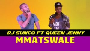 DJ Sunco – Koko Mmatswale ft. Queen Jenny + Video