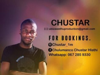 Chustar – Isbhamu Kwedin (For Mr Thela)