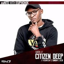 Citizen Deep – euNITE Mix