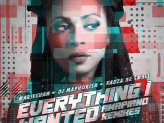 Mariechan – everything i wanted (Amapiano Mix)