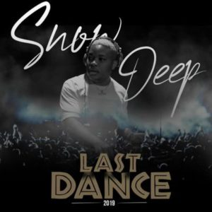 """DOWNLOAD Snow Deep Last Dance Mix 2019 Mp3 No better way of ending the year than with a good music as Snow Deep returns with this newly recorded amapiano mix titled """"Last Dance Mix 2019."""