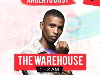 Argento Dust – YFM The Warehouse 1Hour Mix