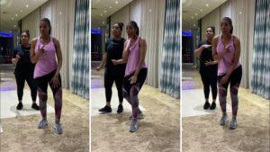 Connie Ferguson has dance moves for days