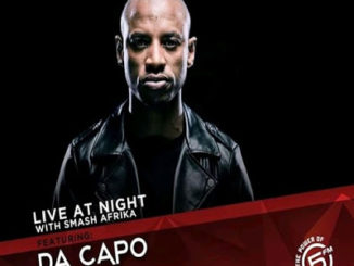 Da Capo – Live at Night on 5FM (09-01-2020)