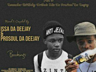 IssaDaDeejay – AmapianoSession Vol 8