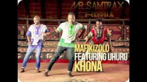 Mafikizolo – Khona Ft. Uhuru