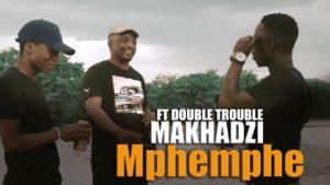 Makhadzi- Mphemphe Feat. Double Trouble (DanceCalculation from Botswana)