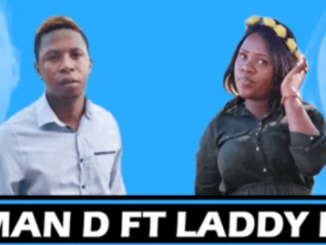 Man D – Mogatxaka O Ndisitxeng Ft. Laddy D