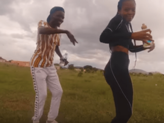 Master KG- Qinisela ft Indlovukaz (Dance Video By Penene Ponono and Banyana)