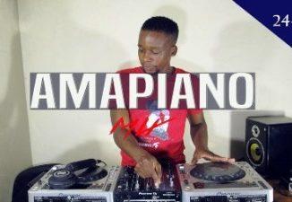 Romeo Makota – Amapiano Mix (24 Jan 2020)