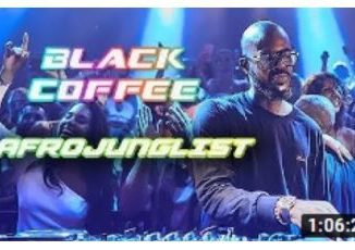 Black Coffee – 2020 AfroJunglist