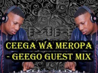 Ceega Wa Meropa – GeeGo Guest Mix
