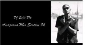 DJ Split BW (Amapiano Mix Session 04) 2020