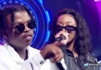 Focalistic, Kamo Mphela & Bontle Smith – Sandton [Live AMP Performance]