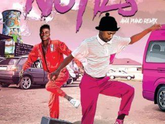 Tshego - No Ties Amapiano Remix ft. King Monada & MFR Souls