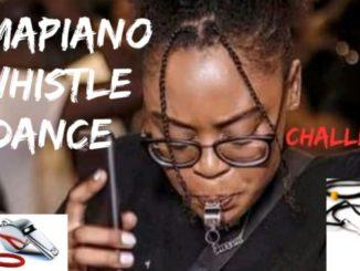 Amapiano Whistle Challenge