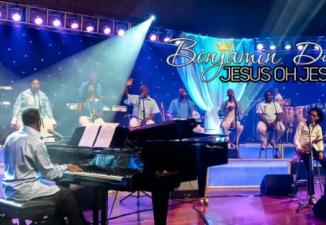 Benjamin Dube - Jesus Oh Jesus