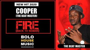MP3 DOWNLOAD: Cooper (The Beat Master) – Fire (Back to Sender)