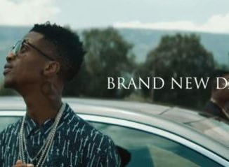 VIDEO: Emtee – Brand New Day Ft. Lolli