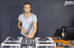 Romeo Makota – Quarantine Amapiano Mix (24-03-2020)