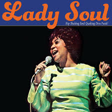 The Temptations - Lady Soul