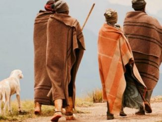 A Reece – Sotho Man With Some Power